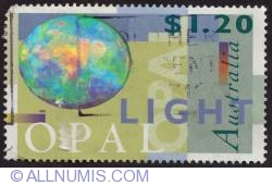 Image #1 of $1.20 Opals-Light Opal 1995