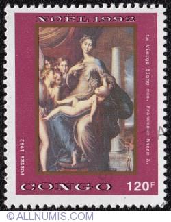 Image #1 of 120f La Vierge à long cou 1992