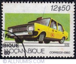 Image #1 of 12$50 Taxi cab 1980