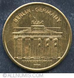 Imaginea #2 a Berlin - Brandenburger Gate-Tor