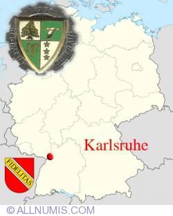 Image #2 of 135 ème Régiment du Train Karlsruhe