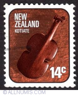 Image #1 of 14¢ 1976 - Kotiate