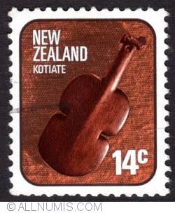 Imaginea #1 a 14¢ 1976 - Kotiate