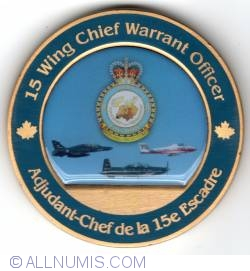 Image #1 of 15th Wing Chief Warrant Officer