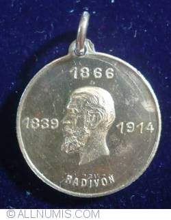 Image #1 of 1839-1866-1914 - RADIVON - SPRE AMINTIRE