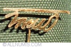 Imaginea #1 a President Tito - long signature