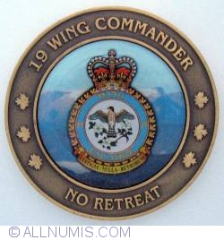 Image #1 of 19 Wing Commander coin
