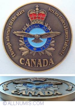 Image #2 of 19 Wing Commander coin