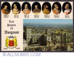 Image #1 of Avignon - Papal Palace (Palais des Papes) (1970)