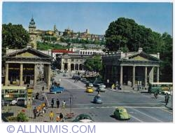 Image #1 of 1970 Bergamo - New gate (Porta Nuova)