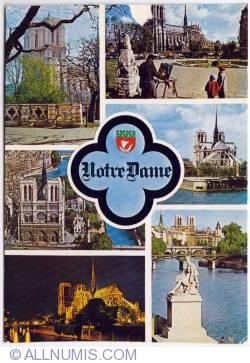 Image #1 of Paris - Notre Dame (1973)
