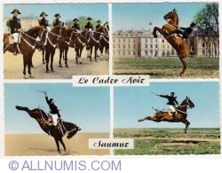 Image #1 of Saumur - Horse riding school-1973