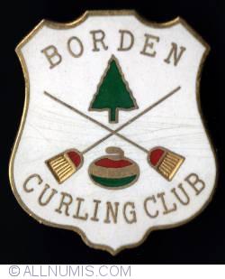 Imaginea #1 a 1975 CFB Borden curling club