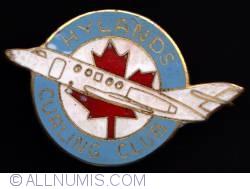Imaginea #1 a 1975 Hylands curling club-Uplands-Ottawa