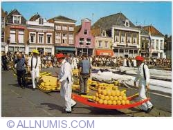 Image #1 of Alkmaar - Cheese market (1978)