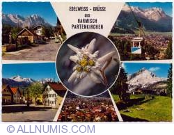 Image #1 of Garmish-Partenkirchen - Edelweiss (1978)