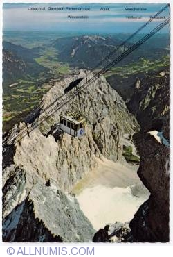 Imaginea #1 a 1978 Zugspitze's cable car