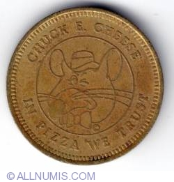 Image #2 of 1980 Chuck E. Cheese Canadian-brass