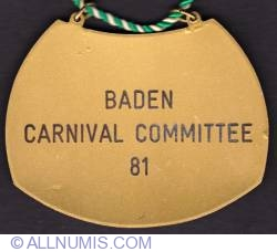 Image #2 of Baden-Soellingen Winter Carnival 1981