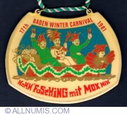 Image #1 of Baden-Soellingen Winter Carnival 1981