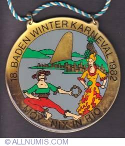 Image #1 of Baden-Soellingen Winter Carnival 1982