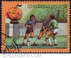 Image #1 of 1k Barcelona FIFA World Cup 1982