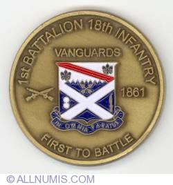 Imaginea #1 a 1st Battalion, 18th Infantry Regiment