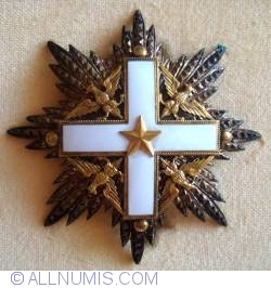 1st Class / Knight Grand Cross-The Order of Merit of the Italian Republic