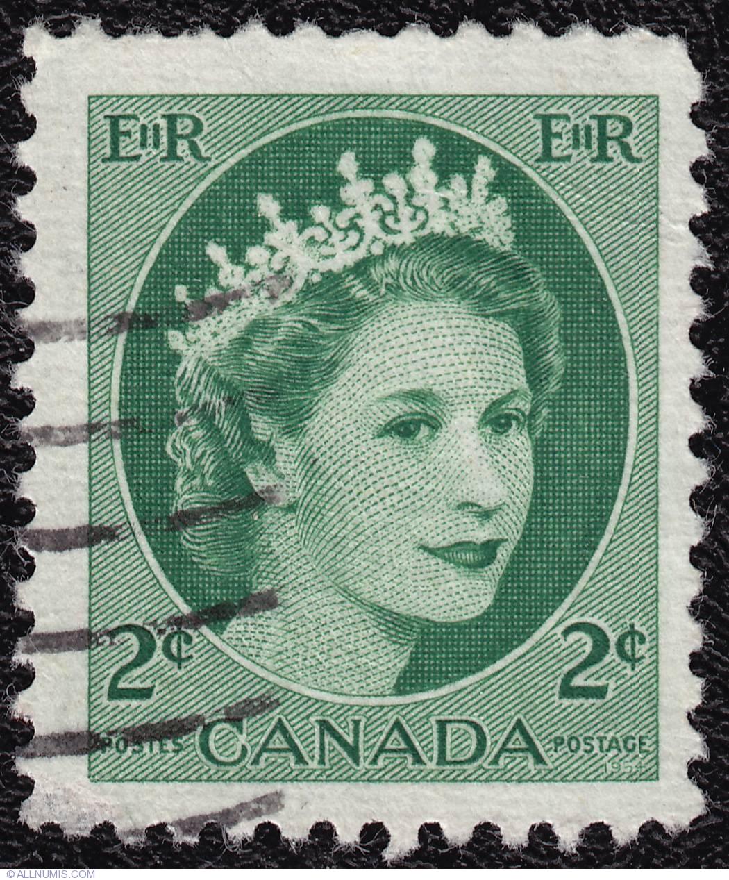 2 Elizabeth II 1954