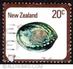 Image #1 of 20¢ 1978 - Paua