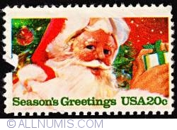 Image #1 of 20¢ 1983 - Santa Claus