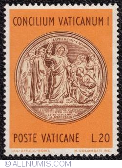 Image #1 of 20 L 1970 - First Vatican Concilie