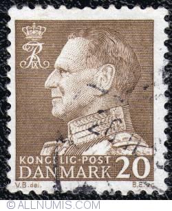 Image #1 of 20 Ore 1962 - King Frederick IX