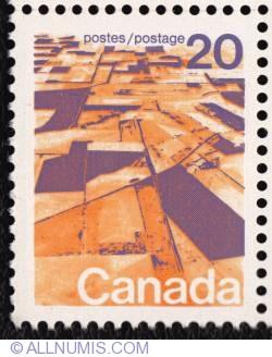 Image #1 of 20¢ Prairie Mosaic 1972