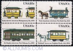 Image #1 of 20¢ Streetcar series 1983