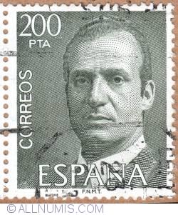 Image #1 of 200 ptas King Juan Carlos I 1981
