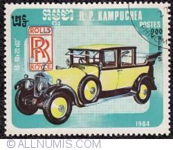 Image #1 of 2.00 Riels Rolls Royce 1984