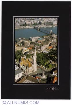 Imaginea #1 a Budapest-Matthias Church-aerial