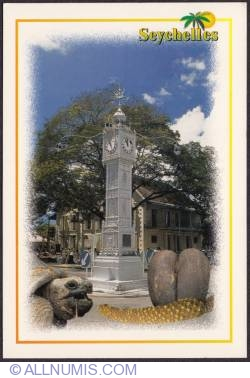 Image #1 of Mahé-Victoria Clock tower
