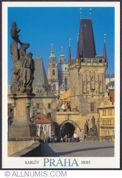 Image #1 of Prague-Charles bridge and little Quarter side