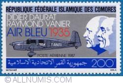 Image #1 of 200f Air Bleu 1987