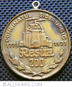 Image #1 of 200th anniversary of steel industrial activity in Resita