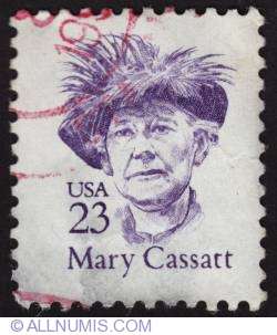 Image #1 of 23¢ Mary Cassatt 1988