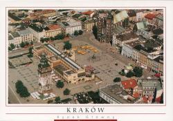 Image #1 of Cracow - main square (Rynek Główny)
