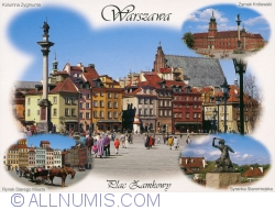 Image #1 of Warsaw - Castle Square (plac Zamkowy)