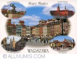 Image #1 of Warsaw - Old Town (Stare Miasto)