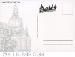 Imaginea #2 a Dresda - Orașul barocului