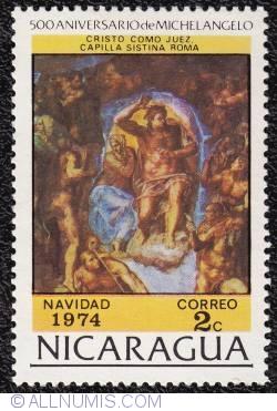 Image #1 of 2c 1974 - 500th Michelangelo anniversary