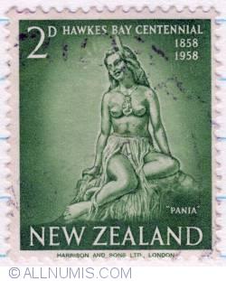 2d 1958 - Hawkes Bay Centennial