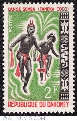Image #1 of 2F 1964 - Danse Somba (Taneka coco)